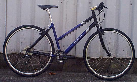 SOERGEL TRD6061  Damen-Trekkingrad mit Deore-Ausstattung,
