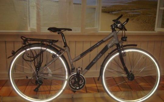 SOERGEL TRD6061  Damen-Trekkingrad mit Deore/XT-Ausstattung,