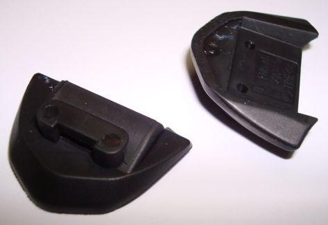SHIMANO Einsätze zur Griffweiteneinstellung, 10 mm