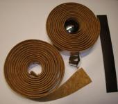 BIKE RIBBON CORK PLUS  Lenkerband, natur-optik
