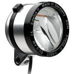 SCHMIDT EDELUX II  LED-Scheinwerfer, silber, 60 cm Kabe