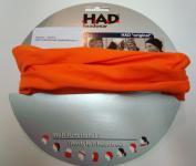 HAD SOLID COLOURS  Multifunktionstuch, orange