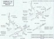 CAMPAGNOLO ATHENA  Bremszugstellschraube