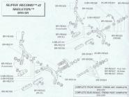 CAMPAGNOLO Einstellschraube für Bremse