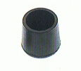 TUBUS Rohrendkappen, 8 mm