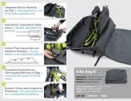 B&W BIKE BAG 2012  Koffertasche
