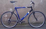 SOERGEL TR6061  Trekkingrad mit Deore-Ausstattung,