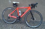 SOERGEL CC-A01  Crossrad mit Shimano 105 disc, 11fach,