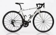 SOERGEL C0.9 Carbon 2017  Rennrad, weiß,